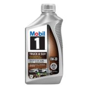 Mobil1 Advanced Full Synthetic Truck & SUV