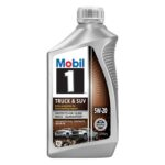 Моторное масло Mobil1 Advanced Full Synthetic Truck & SUV (0W-20/5W-20/5W-30) 0,946л