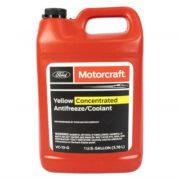 Ford Motorcraft Yellow Concentrated AntifreezeCoolant (VC-13-G)